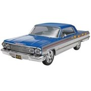 Revell 63 Impala SS 2N1 Plastic Model Kit