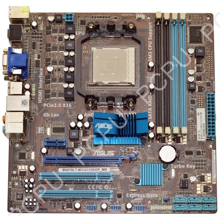 61-MIBBJ4-01 ASUS Essentio CG1330 AMD Desktop Motherboard AM3