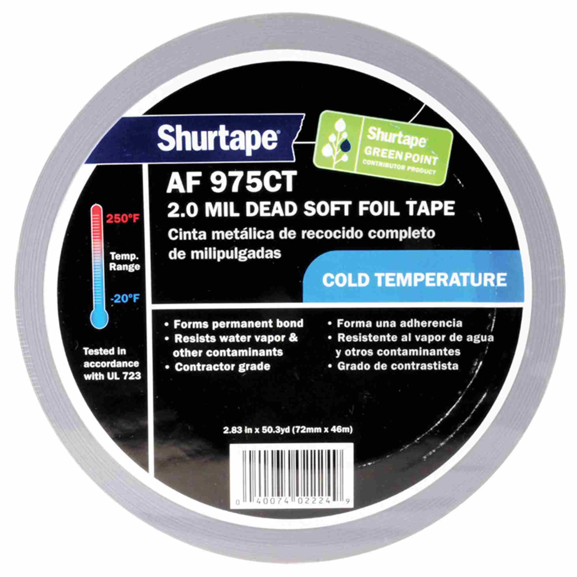 232035 Shurtape Tape  Duct  FKS  Cold 16 PK