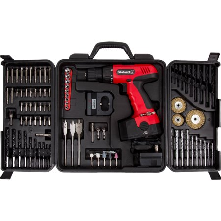 Stalwart 75 Cd91 18 Volt Cordless Drill With 89 Piece