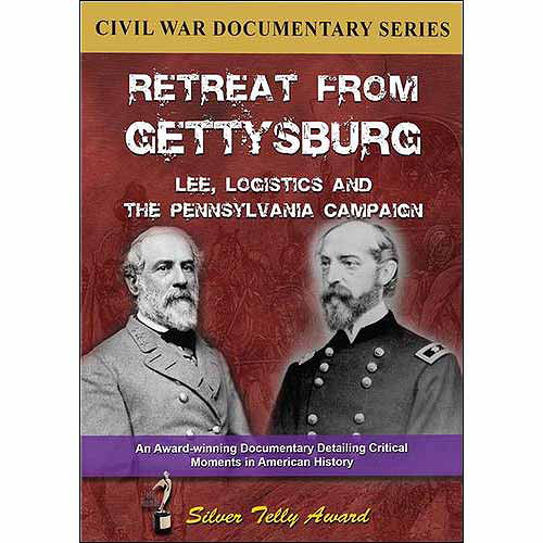 Retreat From Gettysburg: Lee Logistics & the Penns [DVD]