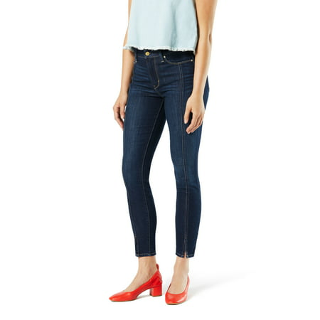 Signature by Levi Strauss & Co. Women's High Rise Skinny Seam Jean