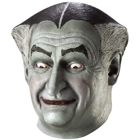 Munsters Grandpa Adult Halloween Latex Mask Accessory](Munsters Costume)