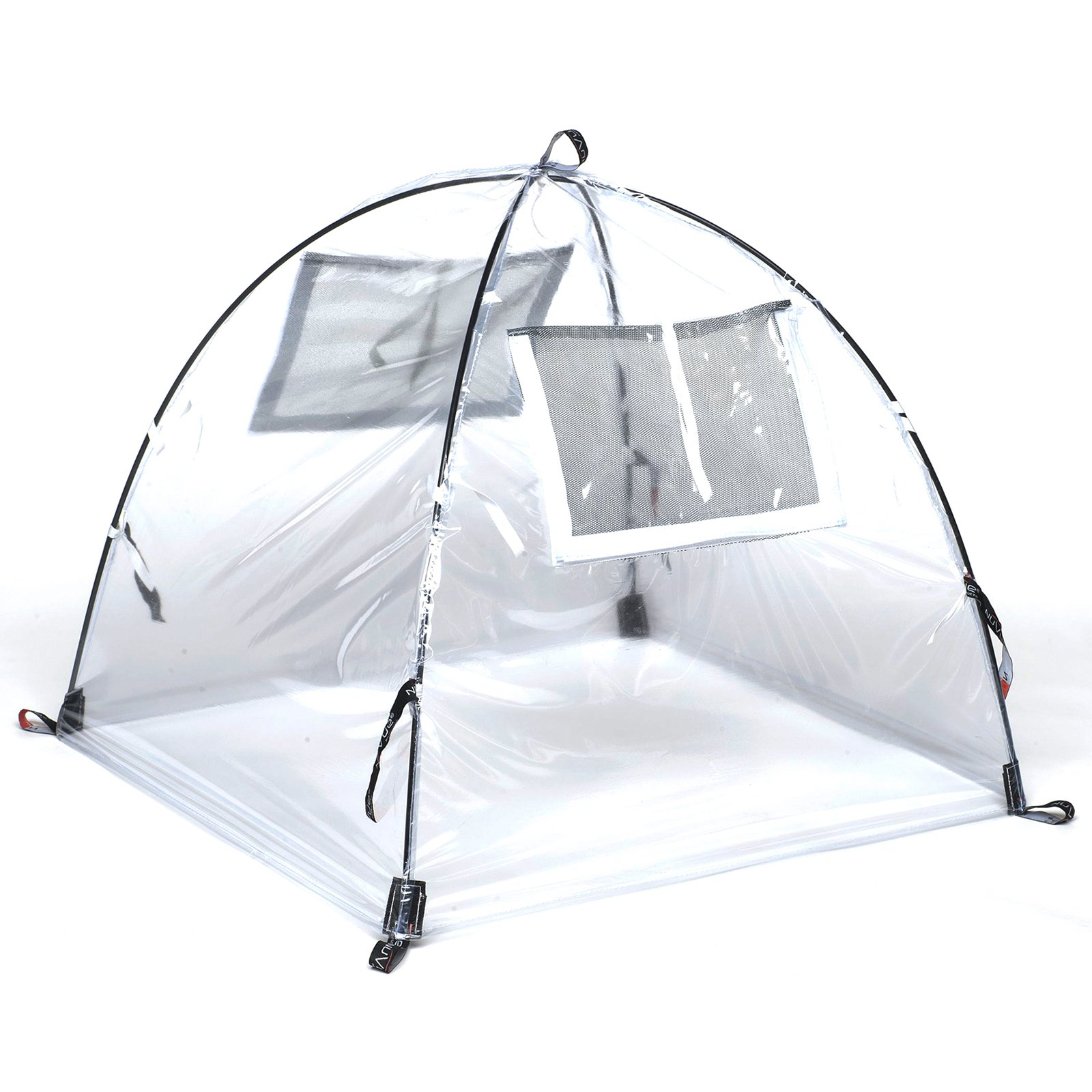 "Nuvue Products 28"" x 30"" Transparent Pop Up Greenhouse"