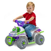 Pacific Cycle 6v Toy Story Buzz Lightyear Quad