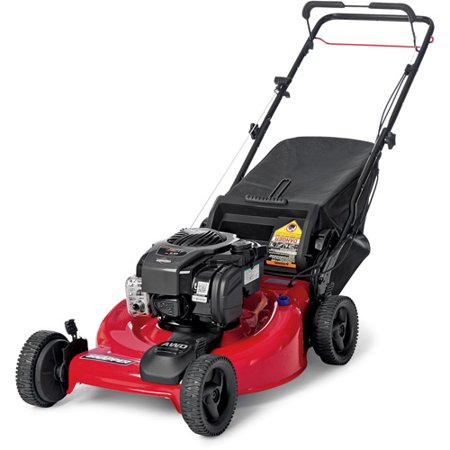 Snapper All Wheel Drive 2-in-1 Gas-Powered Lawn Mower ...