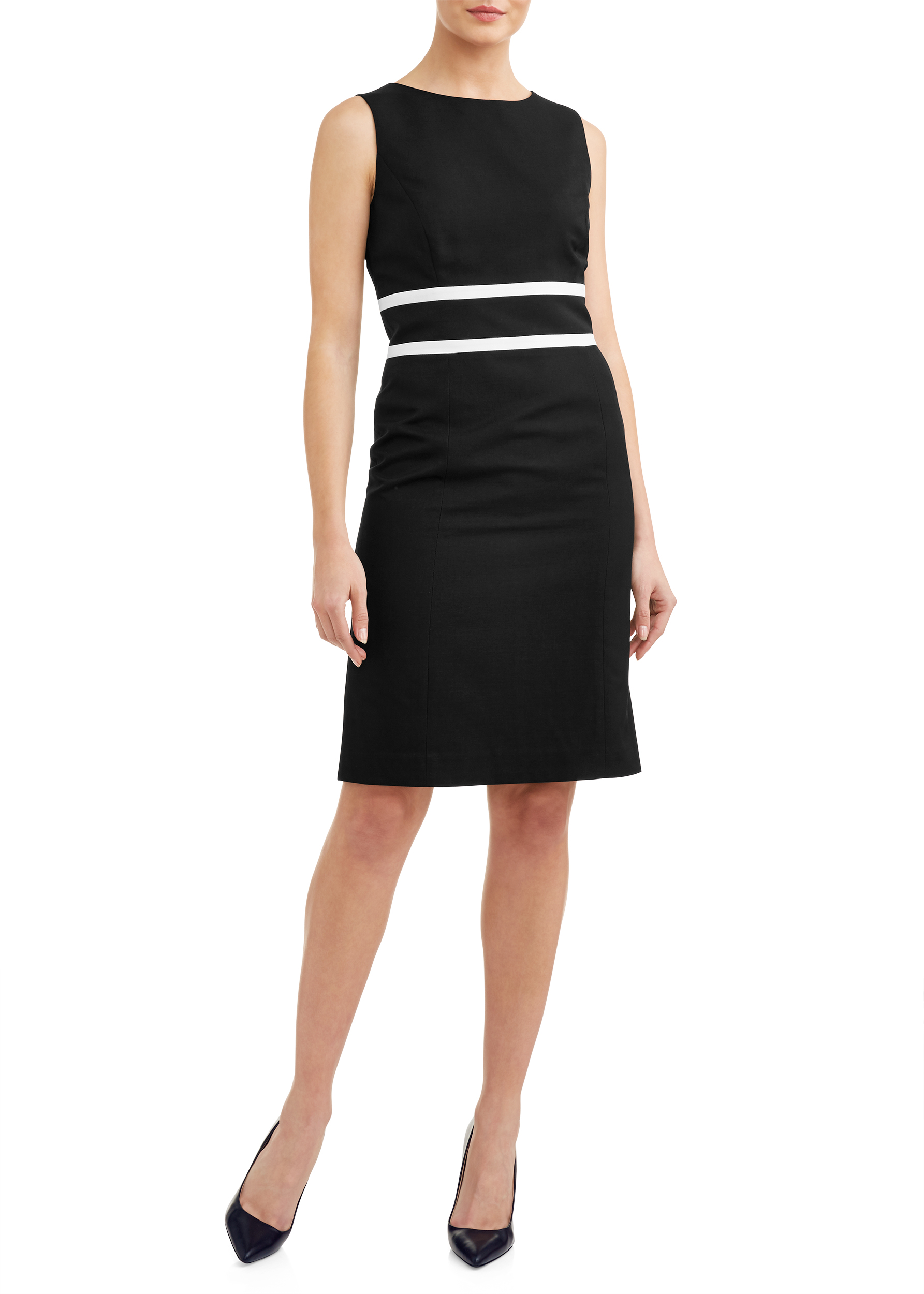 Women's Essential Contrast Dress