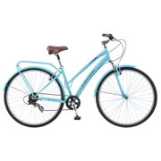 Schwinn Network 2.0 700c Women's 16 Hybrid Bike, 16-Inch Frame, Blue