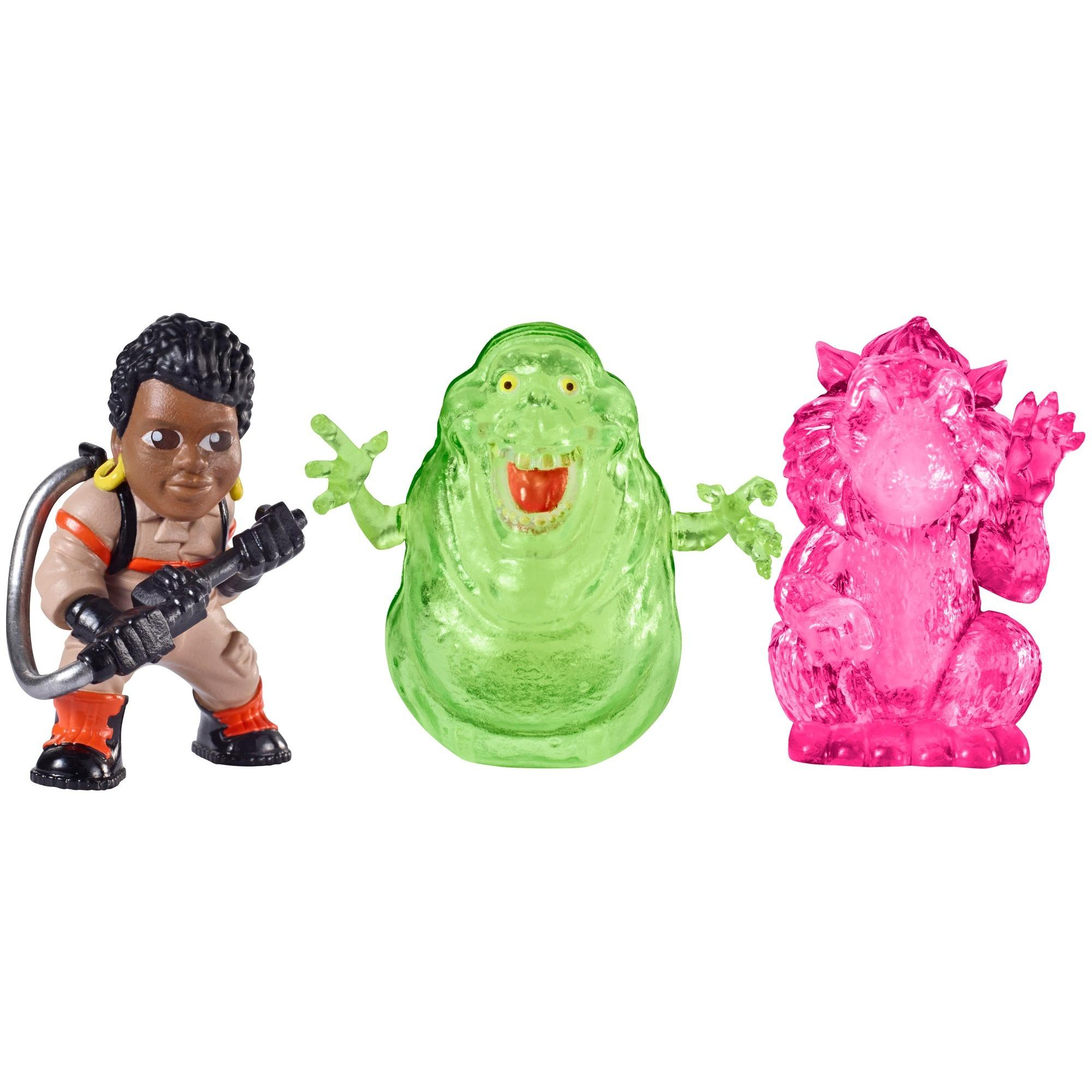 Ghostbusters Patty, New Slimer, And Rat Ghost Mini Figure 3Pack