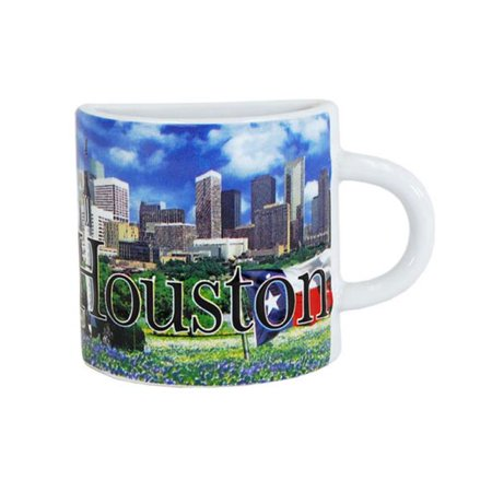 - Americaware MGHOU01 Houston Mug Magnet