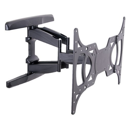"V7 WCL2DA99-2N Mounting Arm for Flat Panel Display - 32"" to 65"" - Black"