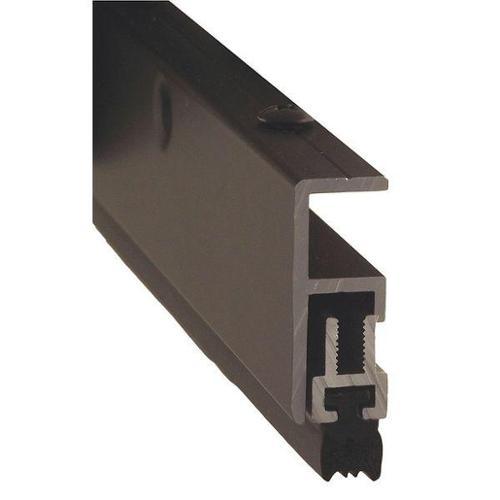 PEMKO GG379DR48 Door Frame Weatherstrip,4 ft. L,Black G0161966