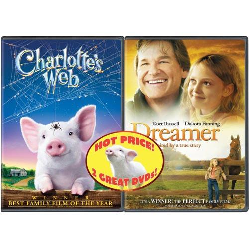 Charlotte's Web/Dreamer [P&S] (P&S)