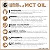 Rapid Fire MCT Oil Dietary Supplement, 15 Fl Oz, 30 Servings