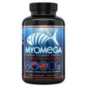 Myogenix Myomega, 90 Ct
