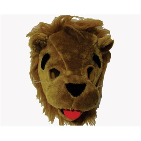 Dress Up America 610 Plush Lion Mask](Lion Mask Halloween)