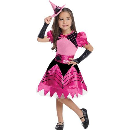 Morris costumes RU886754MD Barbie Witch Child - Barbie Costumes Kids
