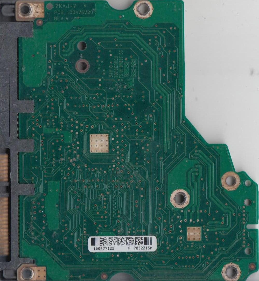 ST3500320NS, 9CA154-302, SN04, 100477122 F, Seagate SATA 3.5 PCB