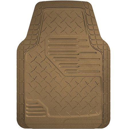 Kraco Rubber Truck Floor Mats 2pk Walmart Com