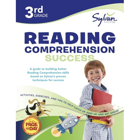 3rd Grade Reading Comprehension Success Workbook : Activities, Exercises, and Tips to Help Catch Up, Keep Up, and Get - 3rd Grade Level Halloween Books