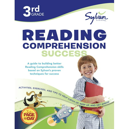 3rd Grade Reading Comprehension Success Workbook : Activities, Exercises, and Tips to Help Catch Up, Keep Up, and Get Ahead - Reading Comprehension 3rd Grade
