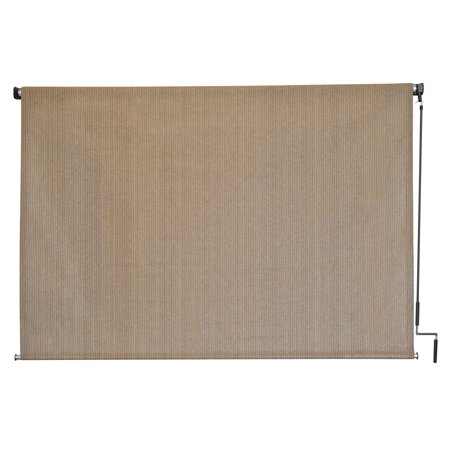 Keystone Fabrics 4' x 6' Pole Operated Outdoor Sun Shade, Leadville