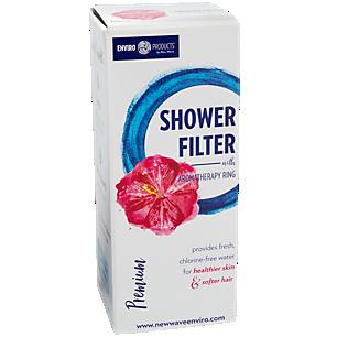 New Wave Enviro 796515300727 Premium Shower Filter System