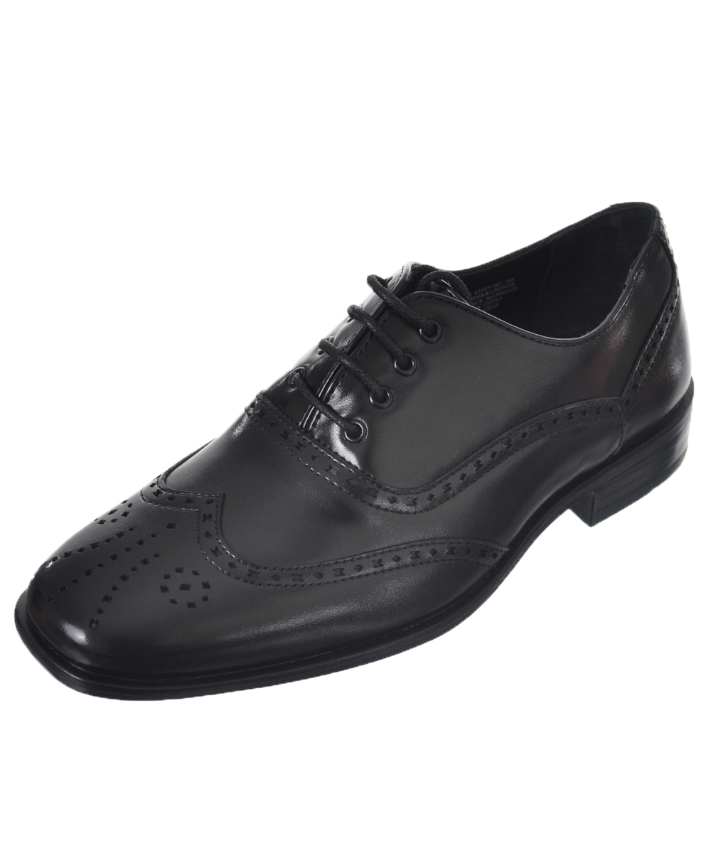 "Stacy Adams Boys' ""Stockwell"" Dress Shoes (Youth Sizes 1 7) by Stacy Adams"