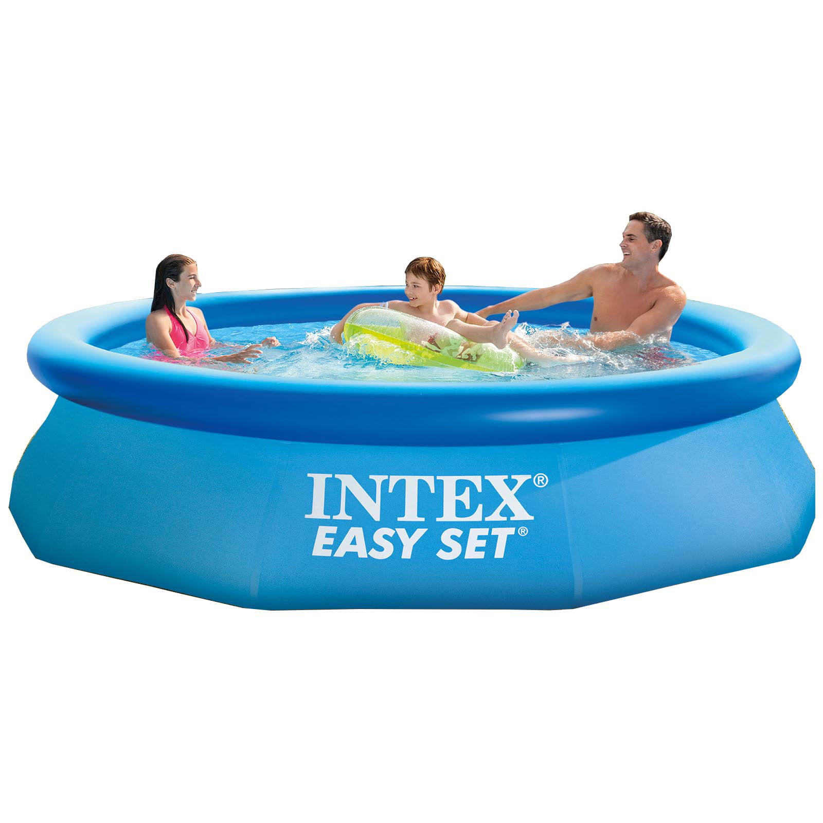 Intex 10 X 30 Easy Set Above Ground Inflatable Family