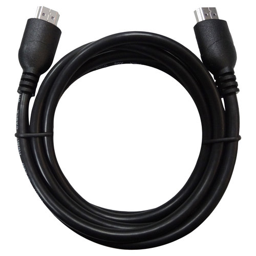 High Speed HDMI Cable with Ethernet, 6'