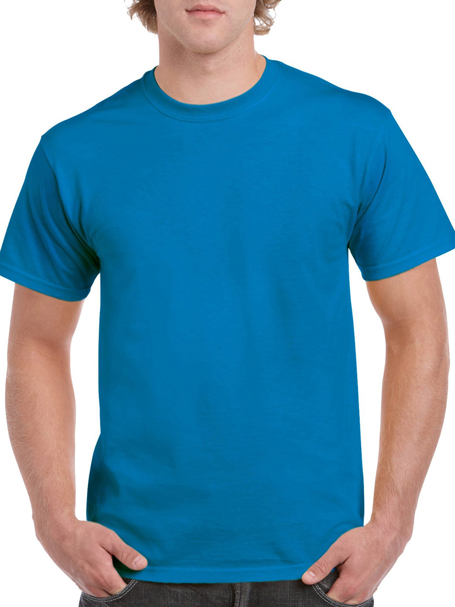 Big Mens Classic Short Sleeve T-Shirt, 2XL