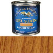 Prairie Wheat Gel Stain,1/2 Pint