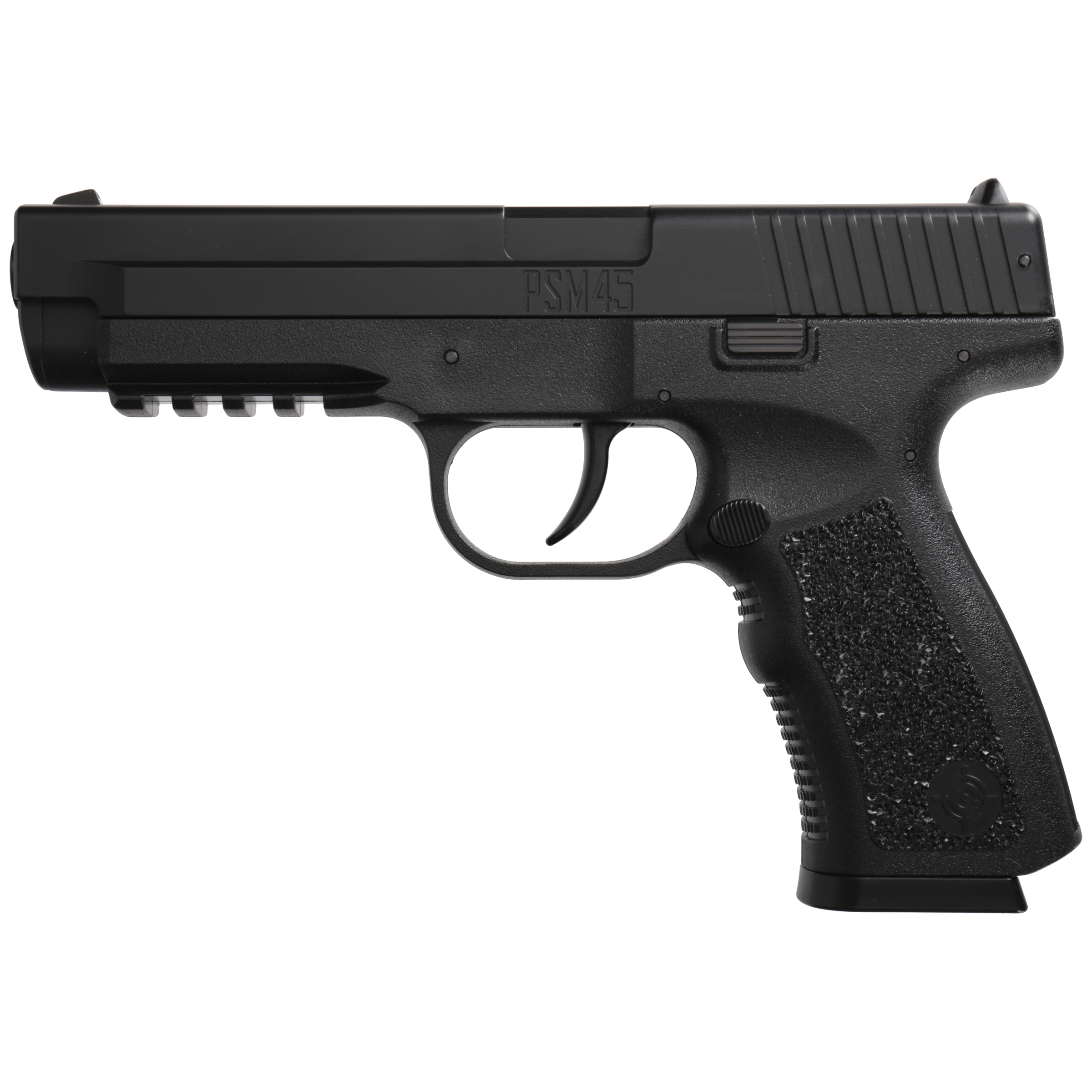 Crosman PSM45 Spring Power SingleShot Pistol PSM45 by Crosman Corporation