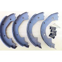 "LIBRA 10"" X 2-1/4"" trailer brake shoes replacement kits (2 pairs) - 21028/21042"