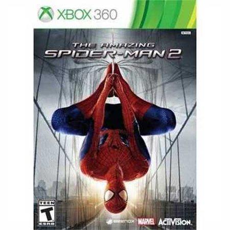 The Amazing Spiderman 2  Xbox 360