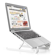 PrimeCables Portable Laptop Stand /Tablet Stand Foldable Notebook Holder for MacBook Notebook Computer PC iPad Tablet with Flannel Bag