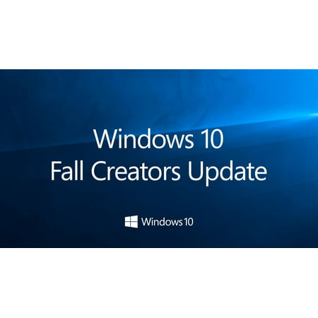 Microsoft Windows 10 Pro 32/64-bit Creators Update Operating System, 1 License, USB Flash Drive