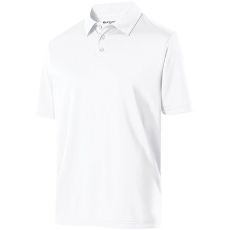 Holloway Shift Polo White 5Xl - image 1 de 1