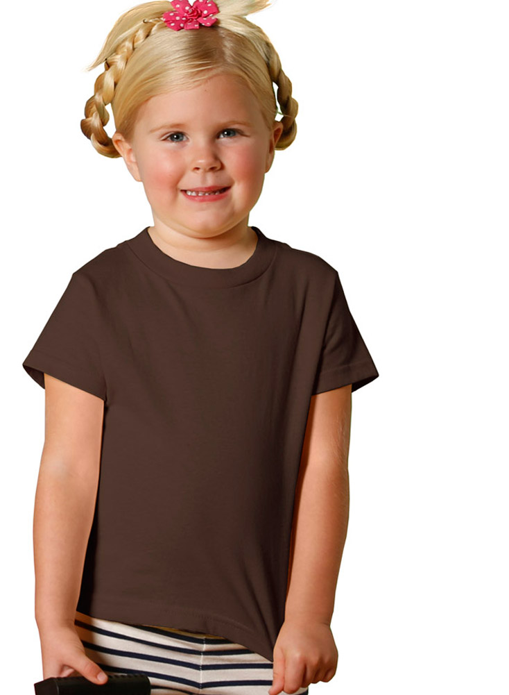 Rabbit Skins 3301T Toddler Jersey T-Shirt - White - 2T