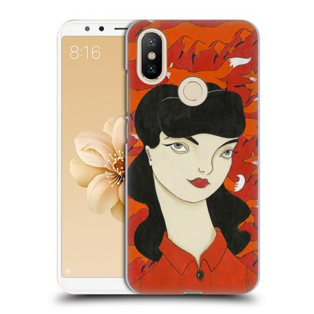 OFFICIAL AMANDA LAUREL ATKINS LADIES HARD BACK CASE FOR XIAOMI PHONES