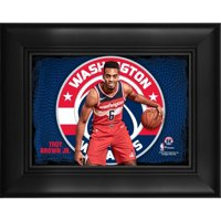 """Troy Brown Jr. Washington Wizards Framed 5"""" x 7"""" Player Collage"""