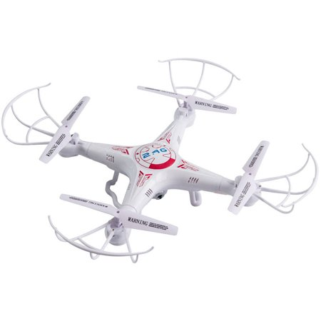 2 4G 4 Ch Rc Quadcopter With 2 0Mp Camera And 4Gb Memory Card