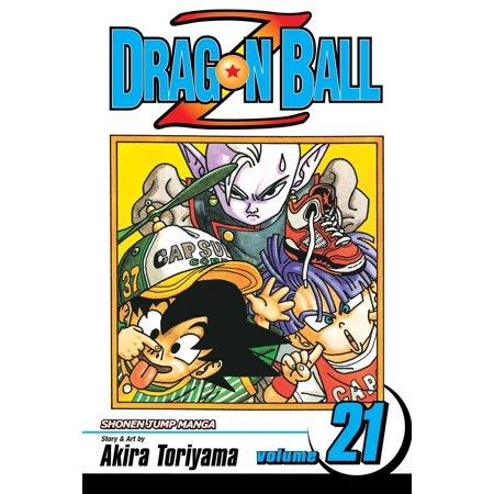 Dragon Ball Z, Vol. 21 Dragon Ball Z Fan Art