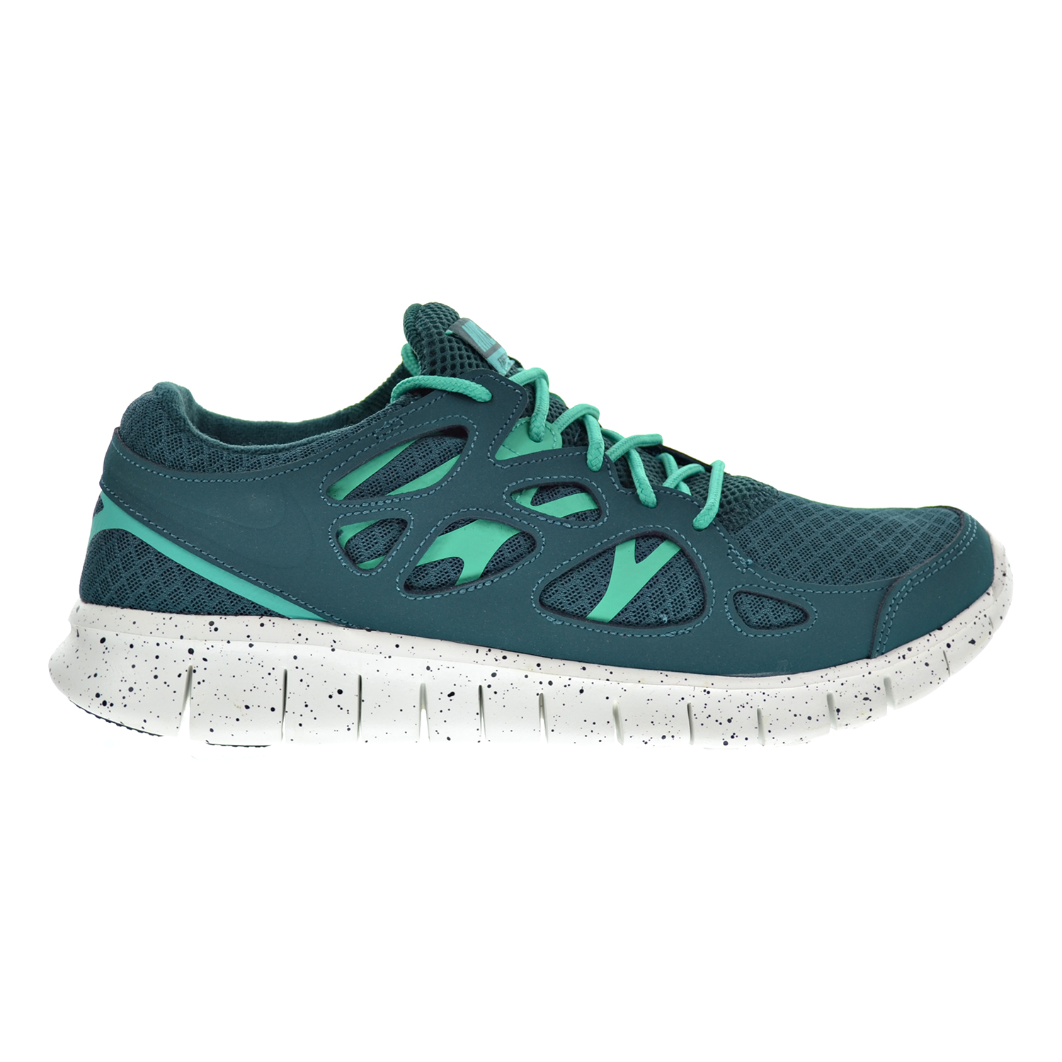 Men's - Nike Free Run+ 2 EXT Dark Atomic Teal / Dark Atomic Teal Shoes