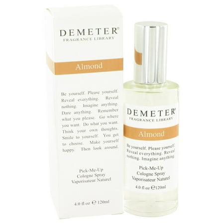 Demeter Demeter Almond Cologne Spray for Women 4 oz