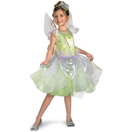 Tinker Bell Tutu Prestige Child Costume - Small