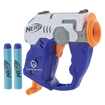 Nerf MicroShots Overwatch Tracer, for Ages 8 and Up