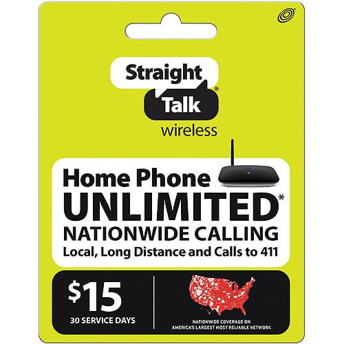 straight talk refill cards walmart