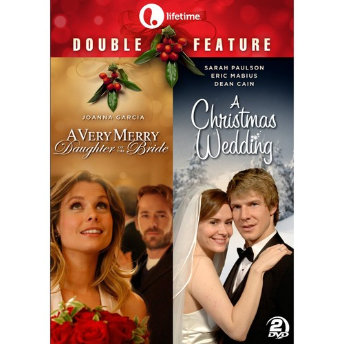 Lifetime Double Feature: A Very Merry Daughter of [DVD]