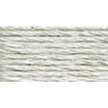 DMC Pearl Cotton Skein Size 5 27.3yd-Very Light Beaver Grey - image 1 of 1